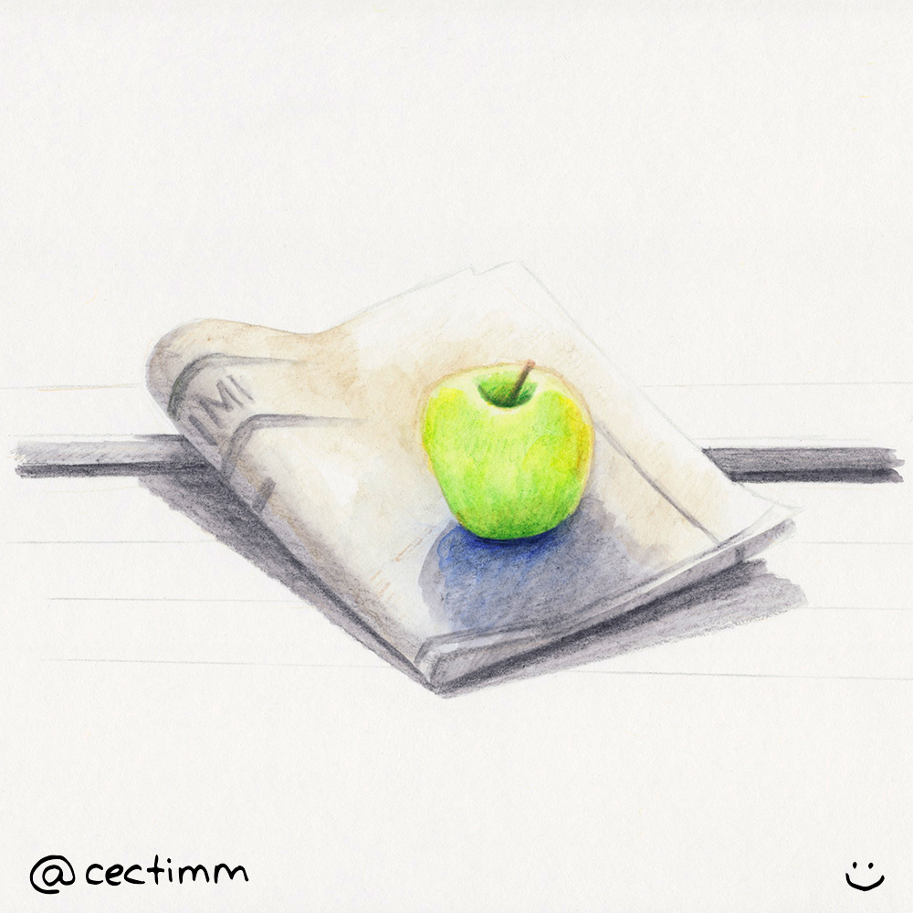 cectimm 2015 03 16 apple on newspaper